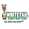 Whitetail Construction Logo